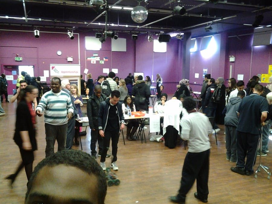 Community Skill Show (Have a Go Hero) Workshop