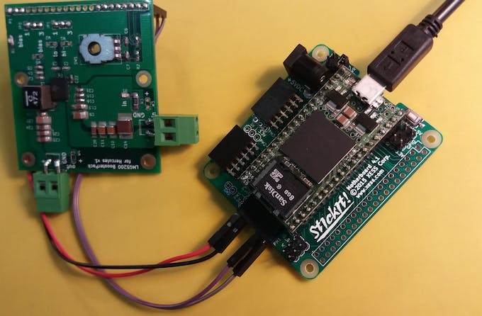 XuLA2 board with Spartan 6 FPGA in action on my desk