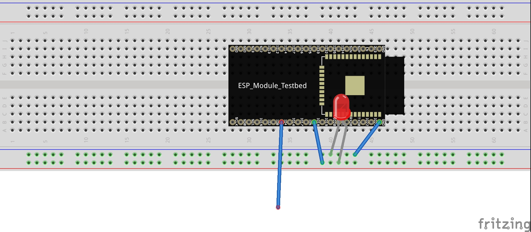 ESP32 Touch Controlled LED Using Arduino IDE - Hackster io