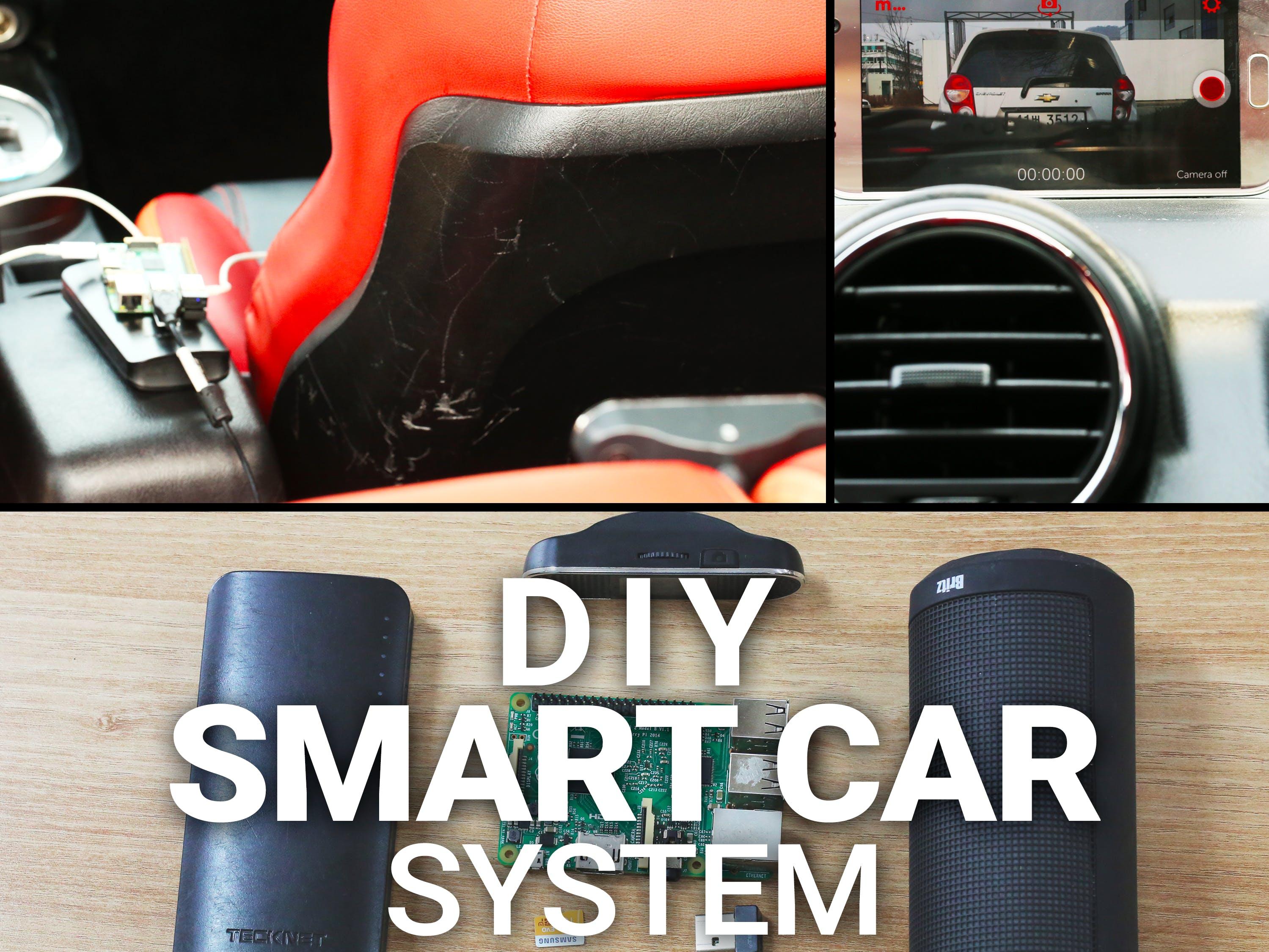 DIY Smart Car System