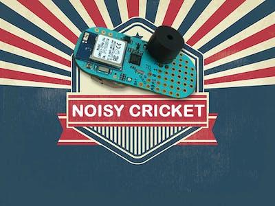 Noisy Cricket