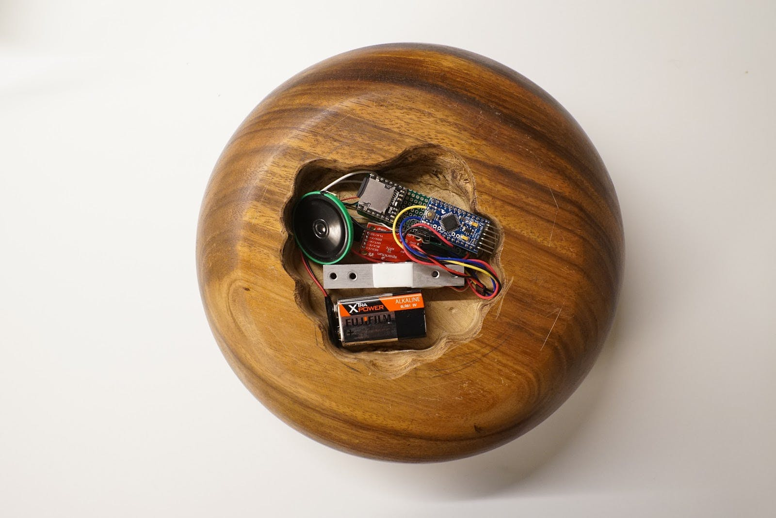 Electronics in a Bowl