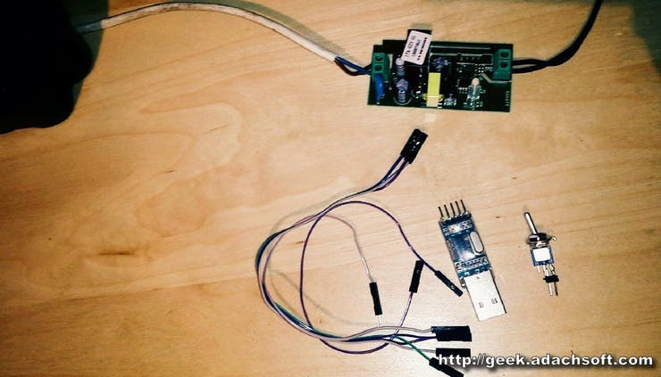 SONOFF - ESP8266 Update Firmware With Arduino IDE - Hackster io