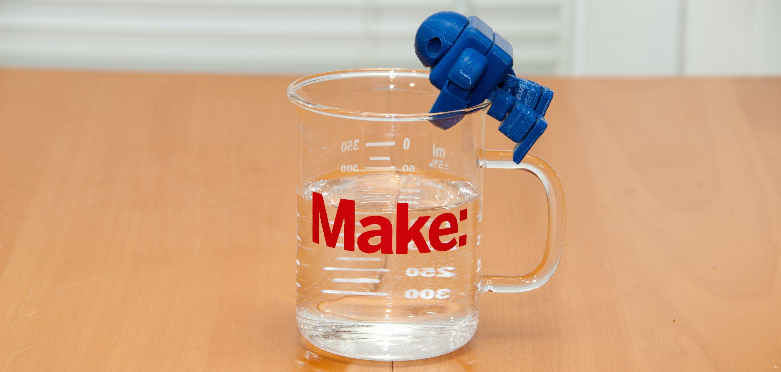 Make:'s April Fool's 3D Printing Contest