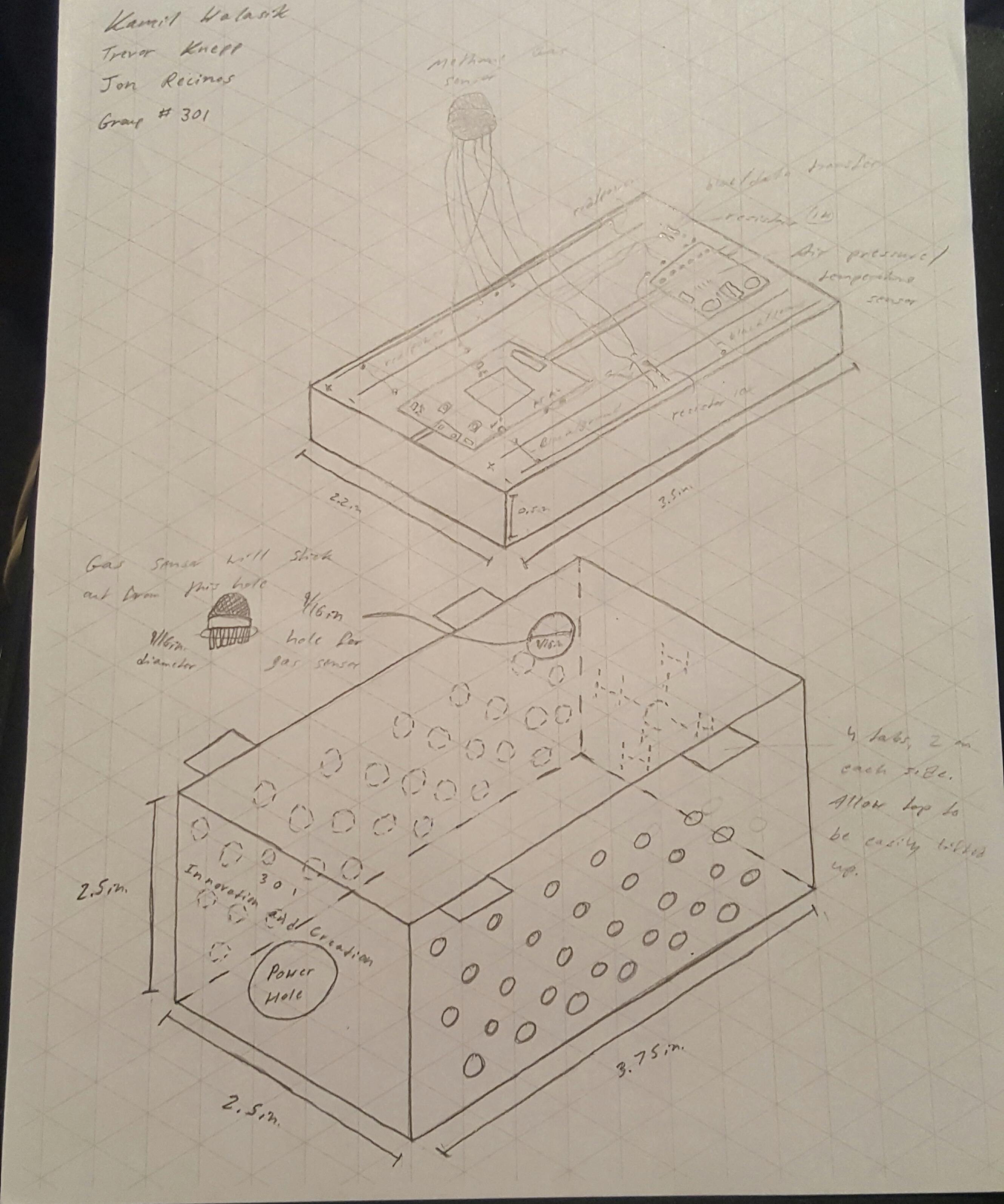 Enclosure sketch u8ikgyle4p