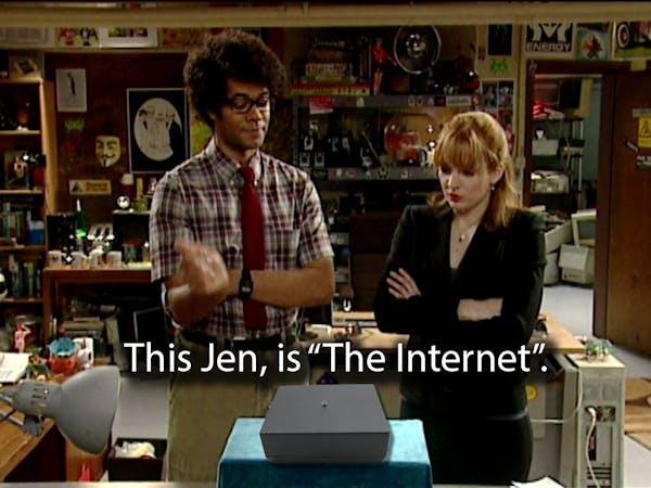 The Internet - Hackster.io