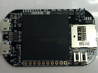 Pocketbone KiCAD