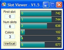 SlotViewer2lotViewer a simple and handy slot explorer and editor