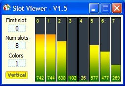 SlotViewer1lotViewer a simple and handy slot explorer and editor