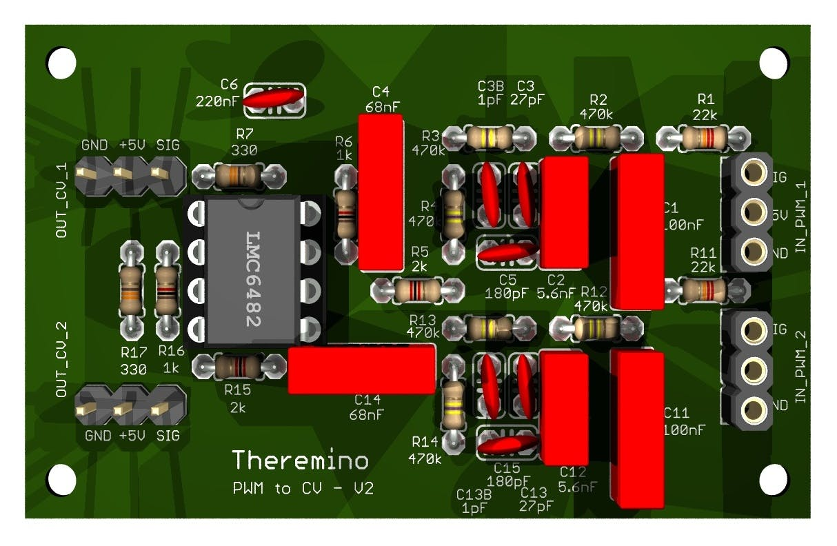 Theremino Driver For 5 Stepper Motors V2 Control Circuit Additionally Arduino Motor Shield Diagram On Tv