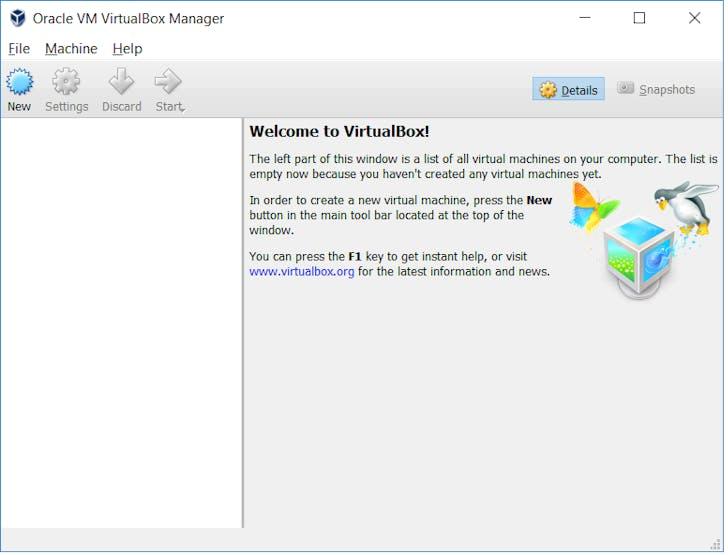 Create a Linux Virtual Machine with RPi Compute Module 3