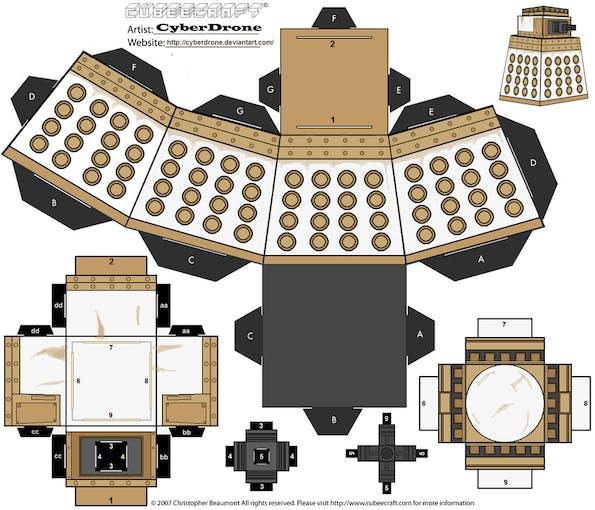 Diy Dalek Hackster
