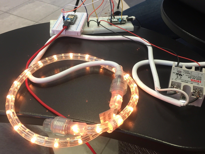LED On