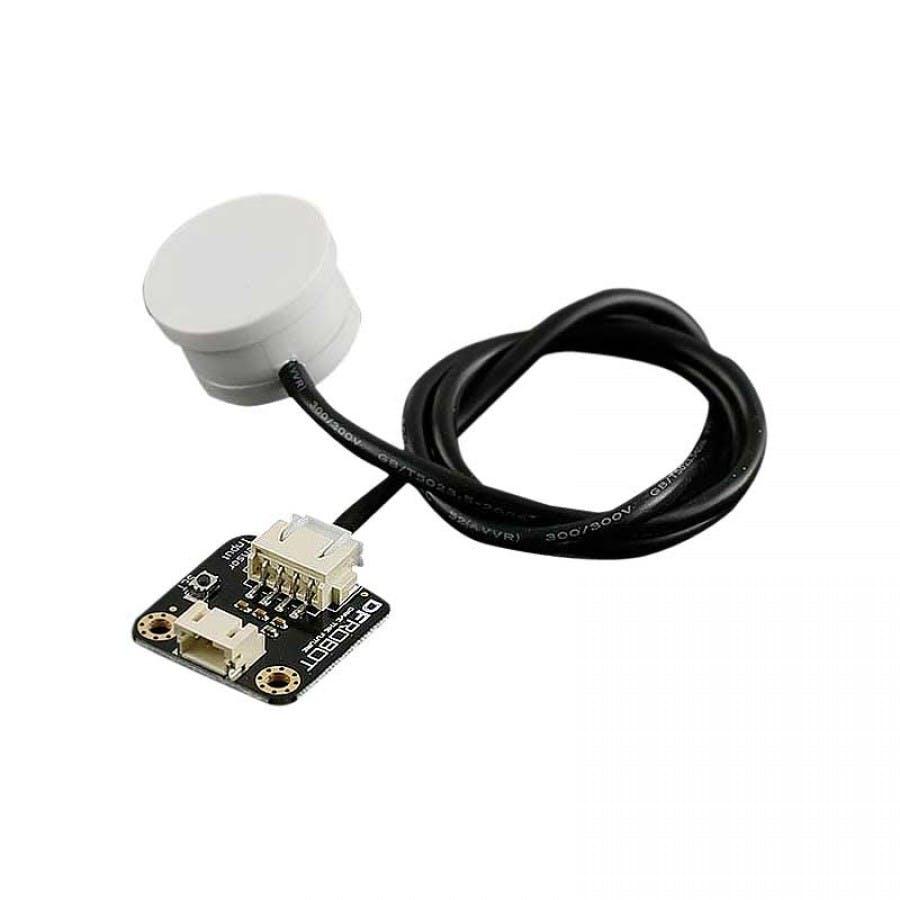 Non-contact liquid level sensor