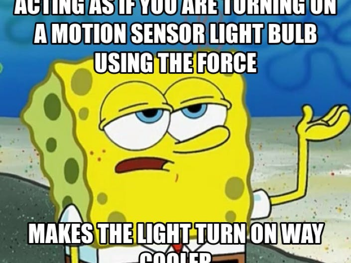 The Light Saver
