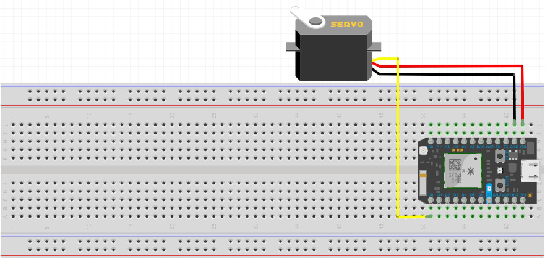 Servo circuit febpxgst8u