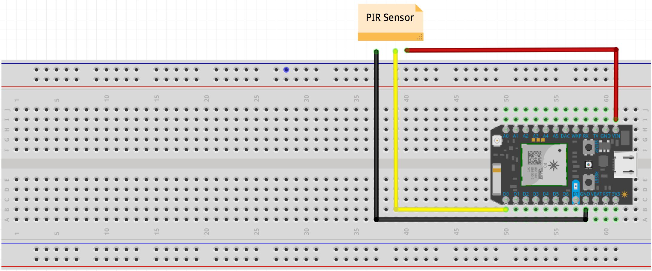 Pir circuit m4kednbcsi
