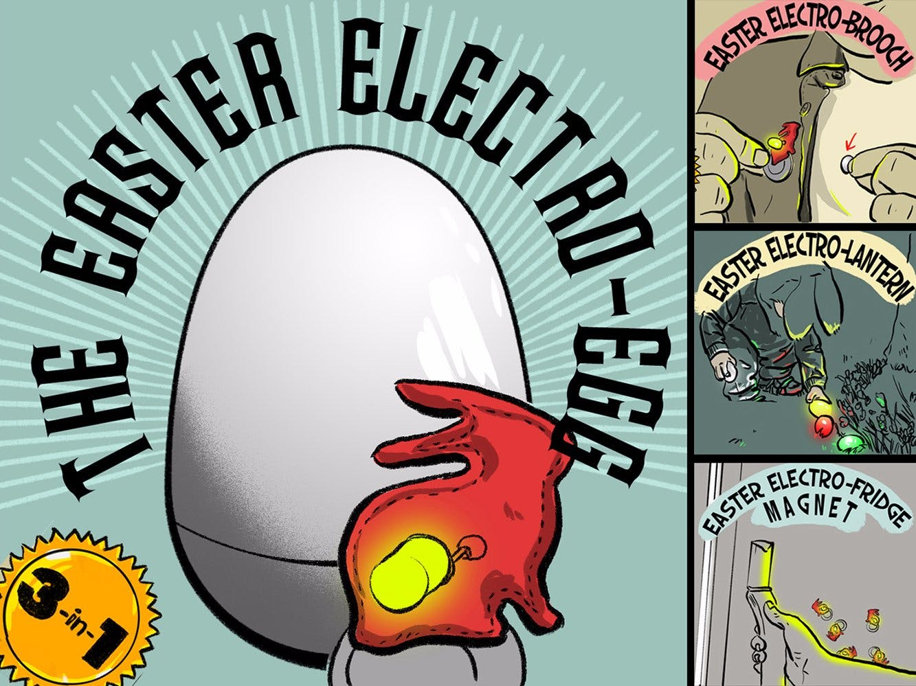 Easter Electro-Egg