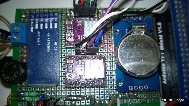 rDUINOScope - Arduino Project Hub