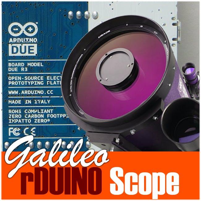 rDUINOScope