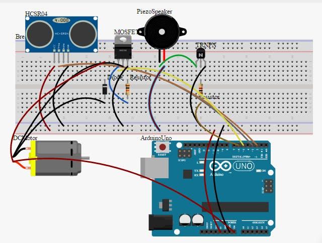 Circuit.io wire