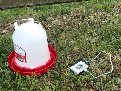 Animal Water Monitor