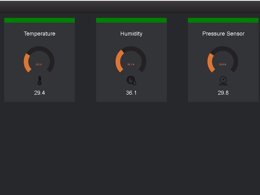 DIY - Smart IOT Control Panel Raspberry PI Zero W - Hackster io