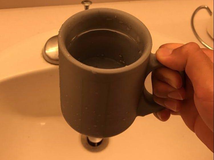 April Fools Cup (Siphon)