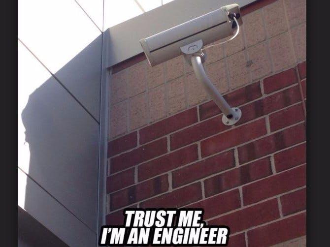 PIR Motion Sensor Camera Security System
