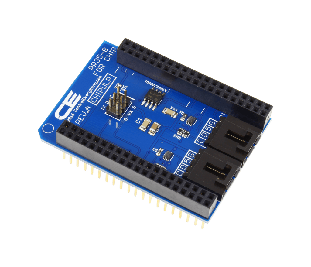 LOW POWER I2C DIP FOR CHIP