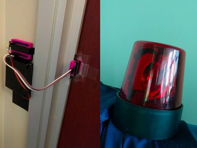 Stinker Blinker (IoT Bathroom Detector)