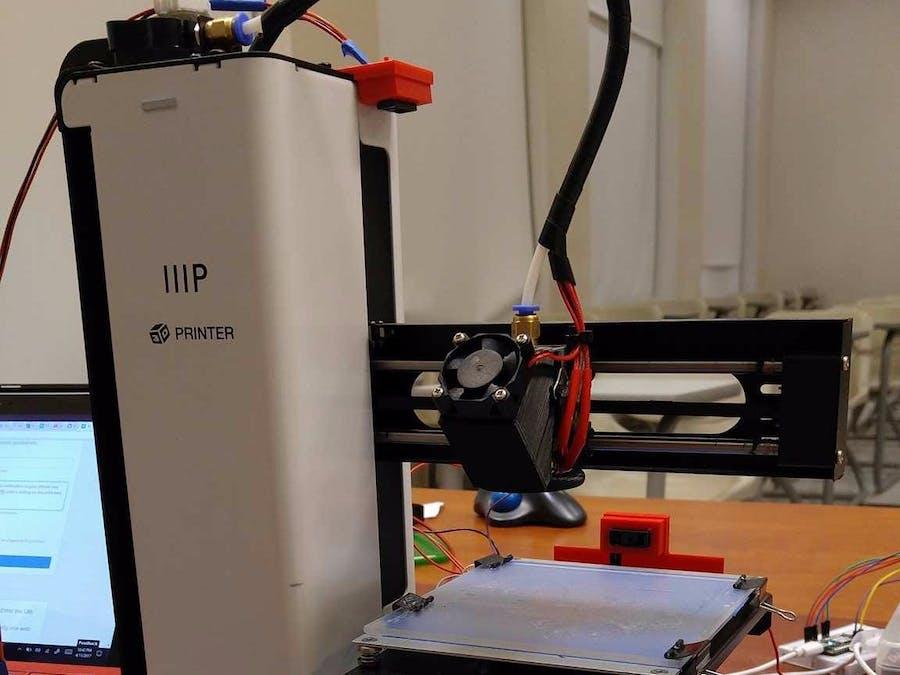 Is Your 3D Print Sliding?