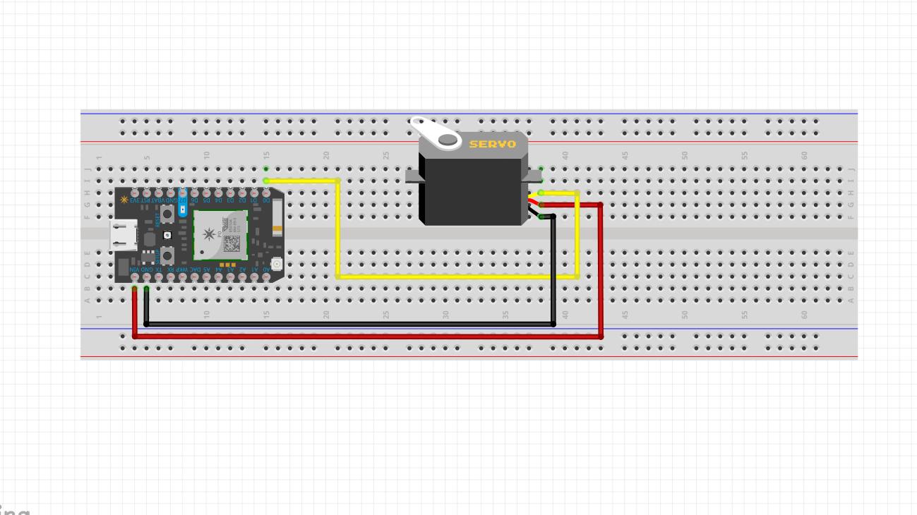 Motion Detecting A/C Unit - Hackster.io