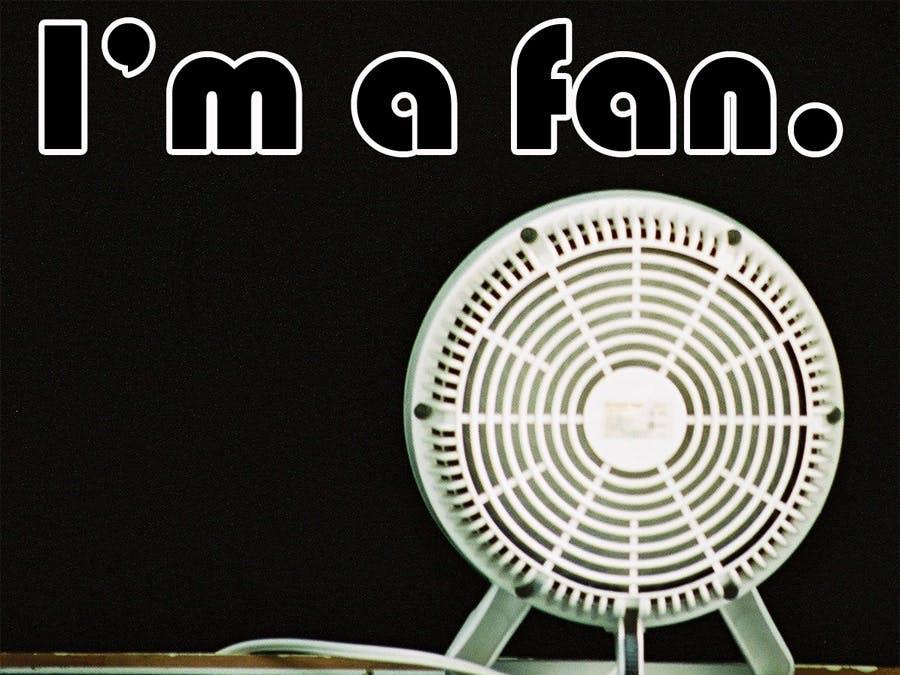FANtastic! Remote Fan Setup