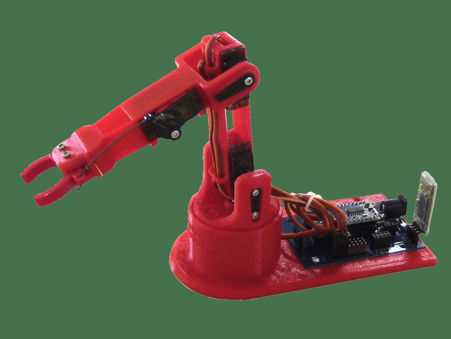 Littlearm 2C: Build a 3D Printed Arduino Robot Arm