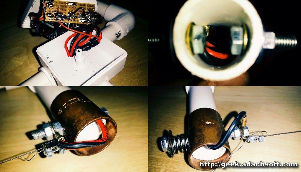 Hot Wire Foam Cutter - Arduino Pwm