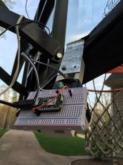 Sensor Setup (Lower PIR)