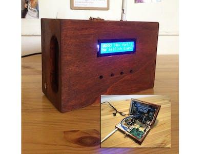 Pi-Arduino Internet Radio