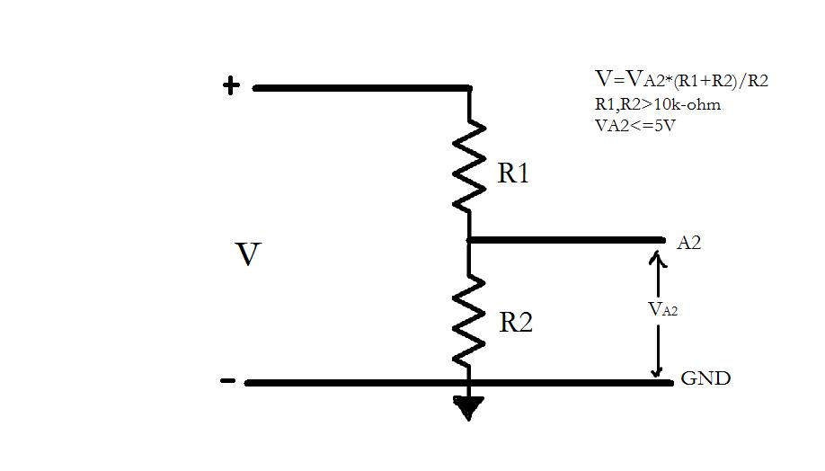 arduino voltmeter  standalone application