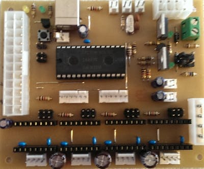 Small picture of 32bit controller board tslabatqmc