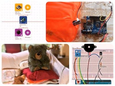 ARCS - Arduino Razzberry Cushion Simulator