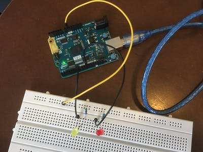 Very First Hands On Arduino - Voice Activated LED