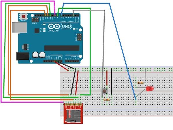 Arduino programmed keyboard strikes hackster