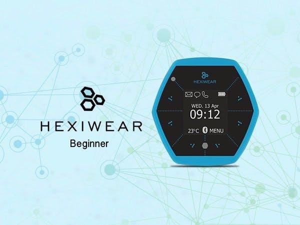 Hexiwear - Beginner