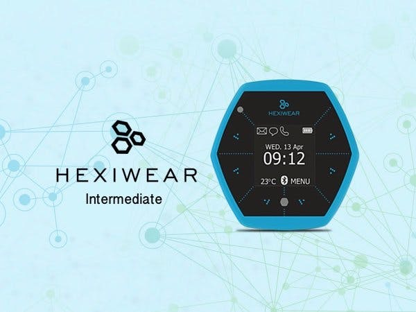 Hexiwear - Intermediate