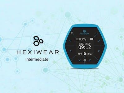 Hexiwear - Intermediate