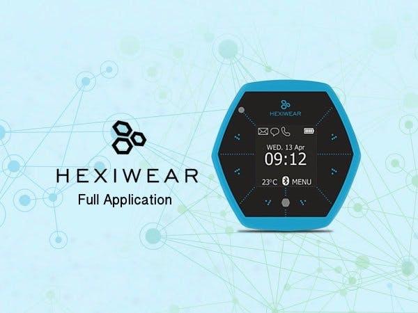 Hexiwear - Full App