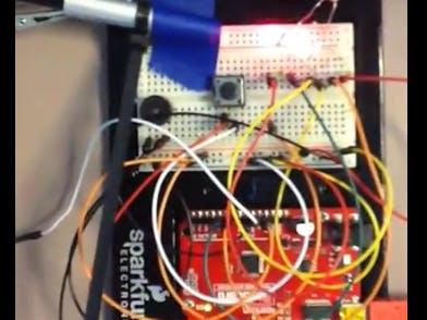 Laser Trip Wire