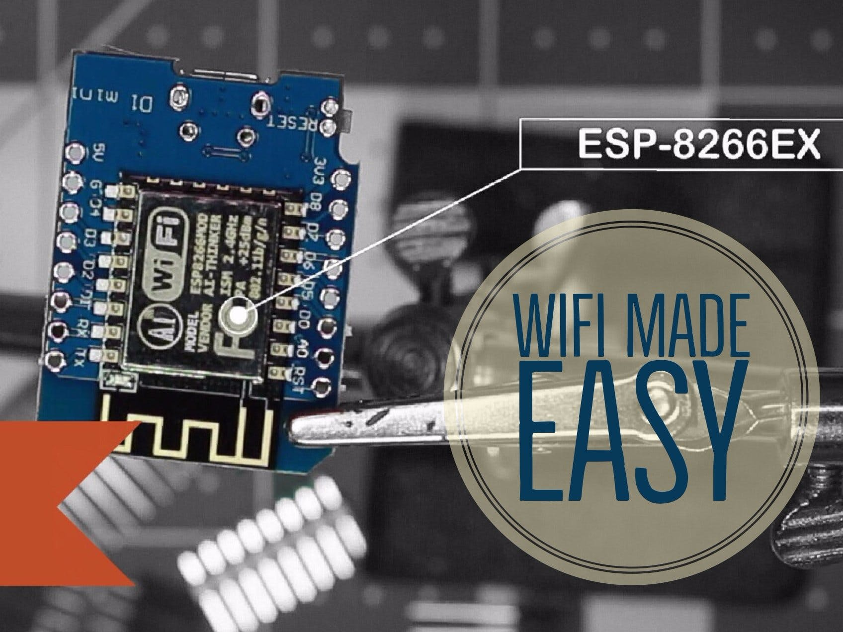 Wemos D1 Mini, ESP8266 Getting Started Guide With Arduino