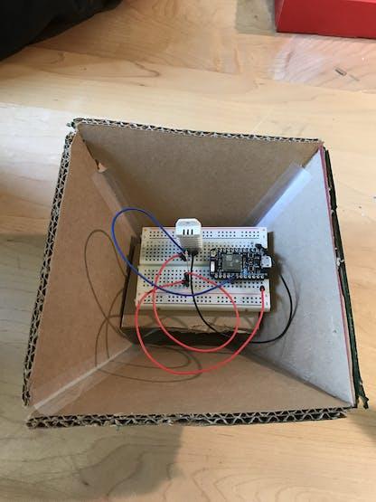 Prototype(Tope view)